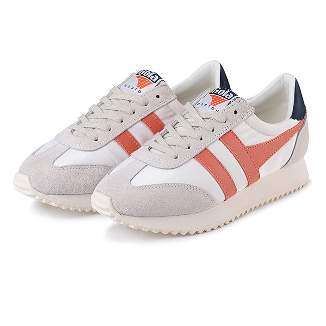 Boston 78 Off White/Hot Coral/Navy_CLB108WU